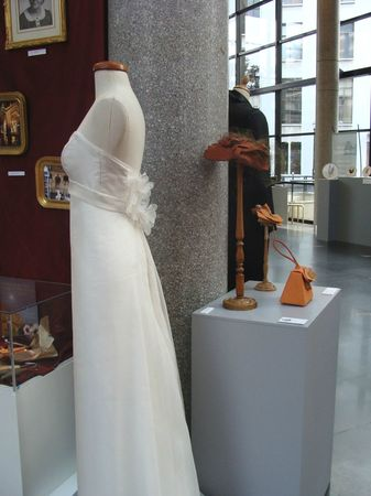robe de Sophie Castagnetti