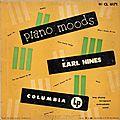 Earl Hines - 1950 - Piano moods (Columbia)