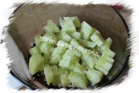 Salade pastèque 1
