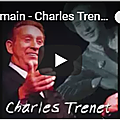 J'ai ta main - charles trenet (partition - sheet music)