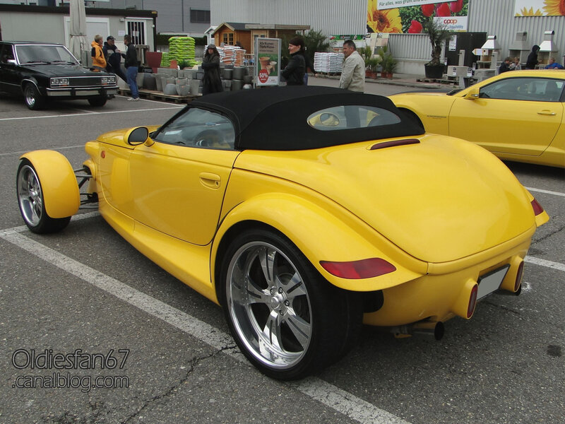 Plymouth (Chrysler) Prowler 1997-2002-02