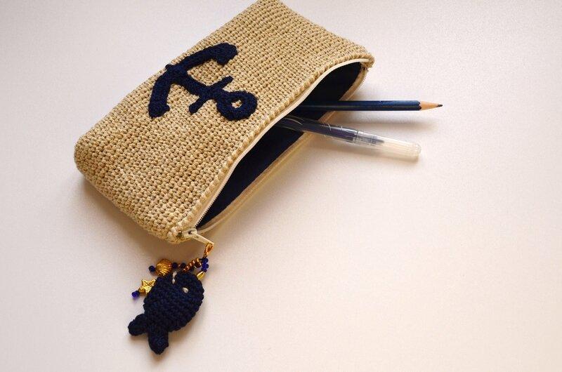 Trousse_Crochet__Ancre_Marine_Poisson_La_chouette_bricole