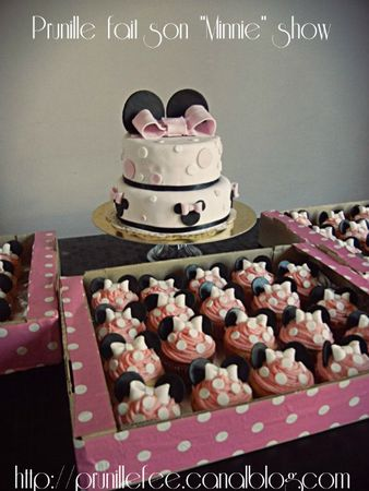 cupcakes minnie prunillefee