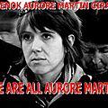 Aurore martin doit être libérée!
