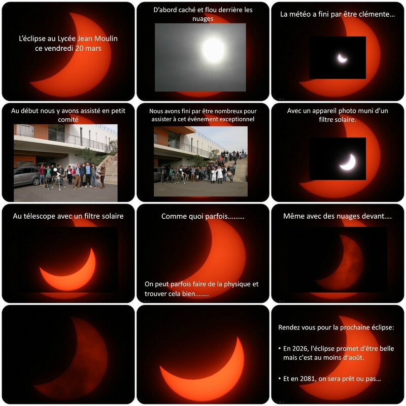 Collage Eclipse