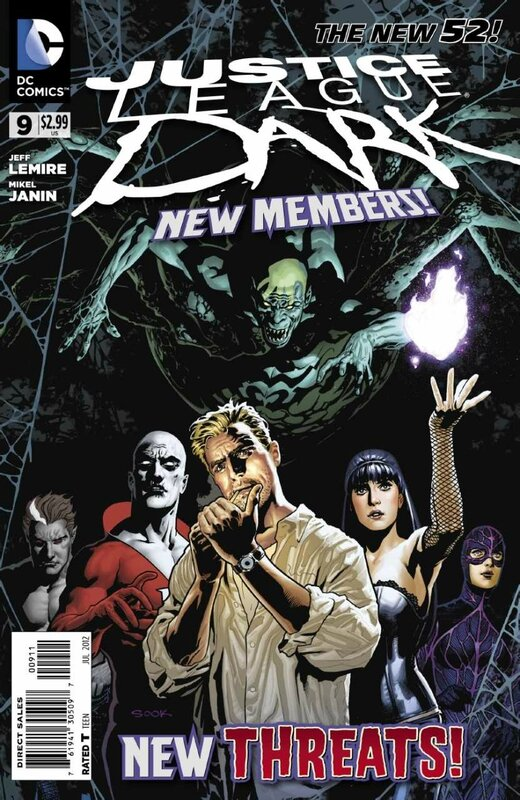 justice league dark 9