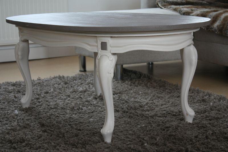 table basse bicolore cosy le boudoir d 39 antan histoire. Black Bedroom Furniture Sets. Home Design Ideas