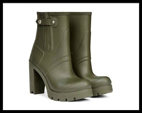 hunter boots 6