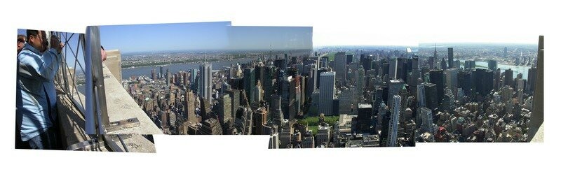 pano Empire State Building nord