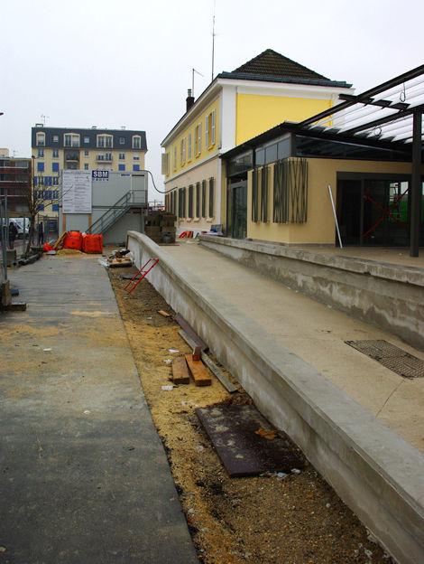 Gare Franconville