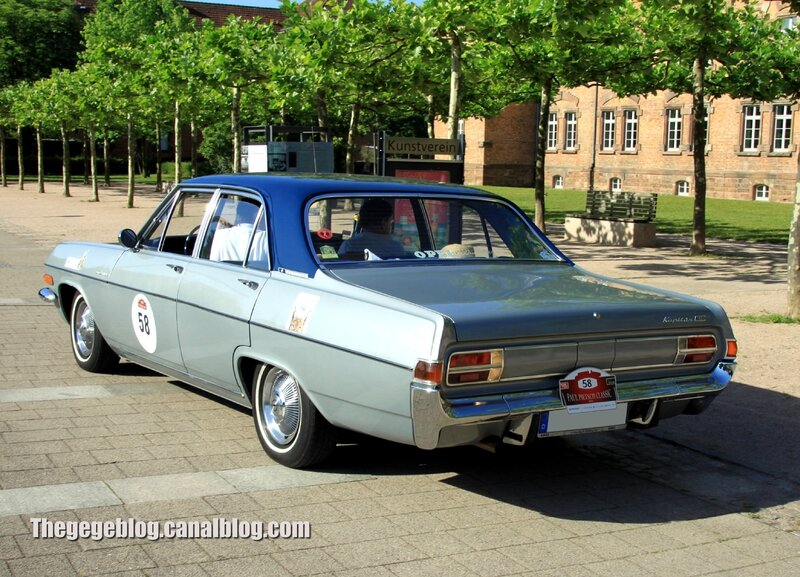 Opel kapitan 2800 (Paul Pietsch Classic 2014) 02