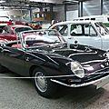 FIAT Abarth 850 Spider 1967 Besançon (1)