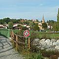 Saint-alban de vareze dans l'isere - commune de vernioz...