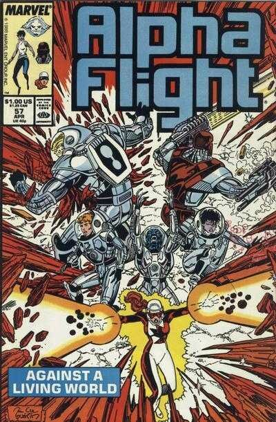 alpha flight 057
