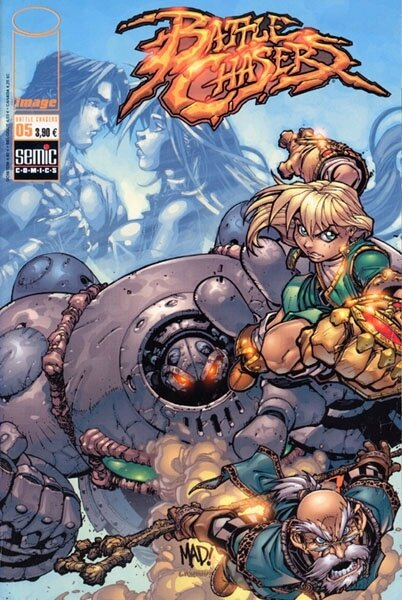 semic wildstorm battle chasers 05
