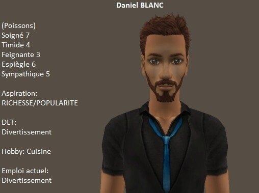 Daniel Blanc