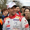 Epernay : champagne pour loeb