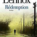 Redemption de matt lennox : un des grands romans américains de 2014