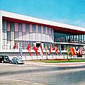 Royan, le palais des congrès