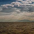 Panorama sur mer