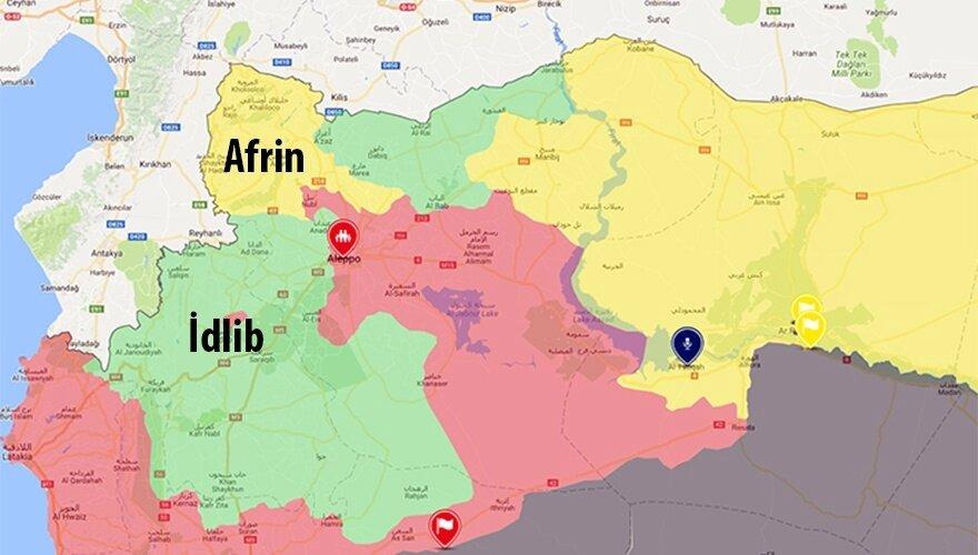 Non Macron, la Turquie en Syrie, ce n'est pas fini, ça commence
