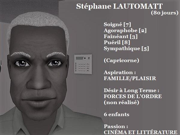 Stéphane LAUTOMATT
