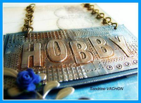 page (effet plaque métal fiche technique) HOBBY - 11