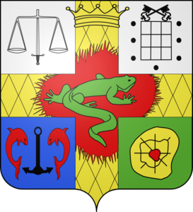 Blason_Saint-Laurent-du-Maroni