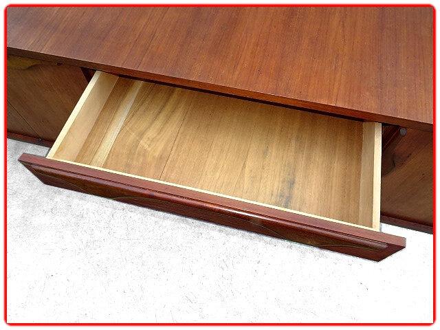 enfilade 4 tiroirs vintage 1960 scandinave
