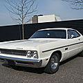 Plymouth fury iii 2door hardtop 1969