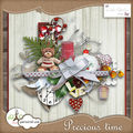 Precious time de lady papillon @digital-crea