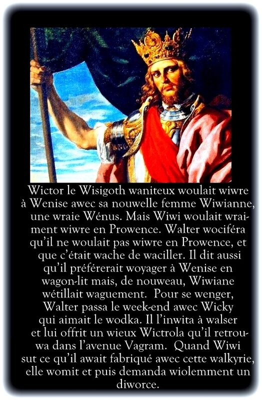 wictor le wisigoth