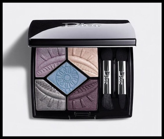 dior power look palette regard couture glorif eye
