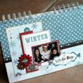 mini album wintertime - 07/02/2011