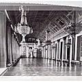 Compiègne - le Palais - la galerie de Bal