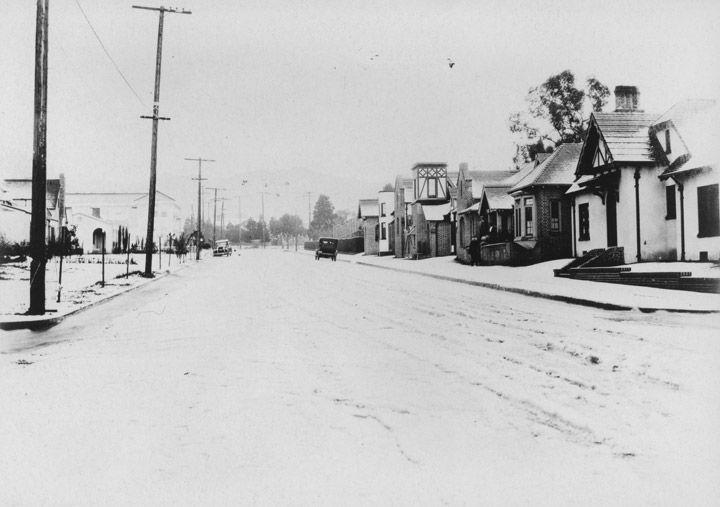 studios CHAPLIN 1922