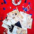 Portefeuille magique en euro,portefeuille magique en dollars
