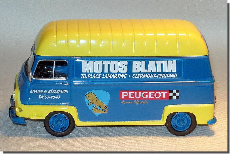 Renault Estafette Motos Blatin A3