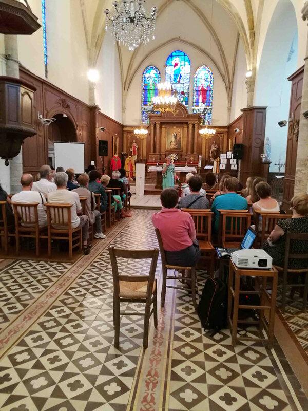 Nuit églises 2018 Chamarande 4