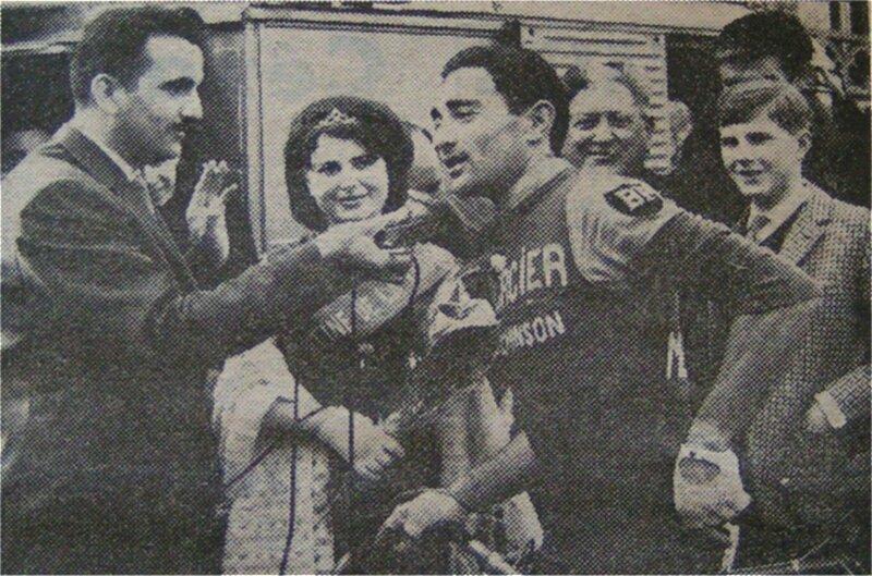 la Trompette 1966