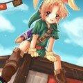 Link-kun!