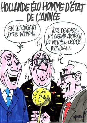 ps hollande humour usa