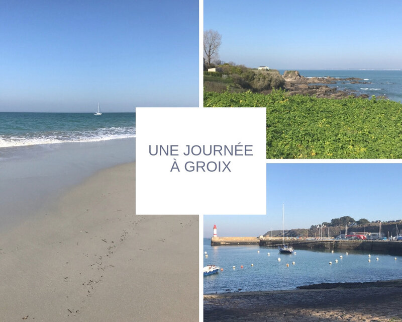 Groix en une journée ©Kid Friendly