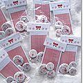 les petits badges Marimerveille 2
