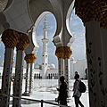 Mosquée Sheikh Zayed9