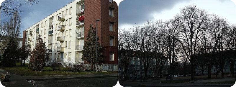 Quartier Drouot - Lettre au Préfet Journal L'Alsace1