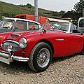 Austin healey 3000 mk2 1961-1963