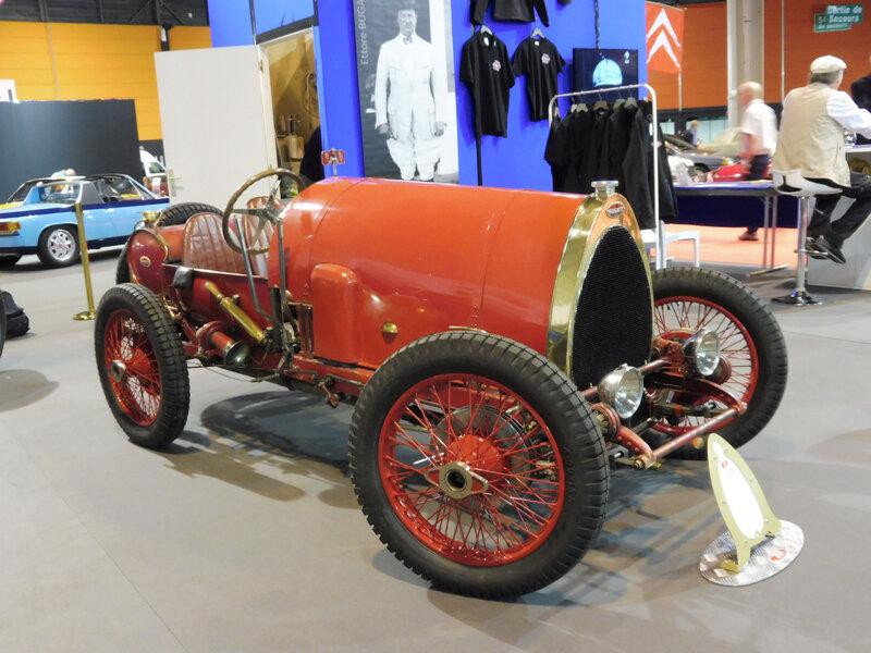 BUGATTI type 13 carrosserie course 2 places usine 1922 Strasbourg (1)