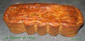 Cakes Courgettes Oignons Lardons