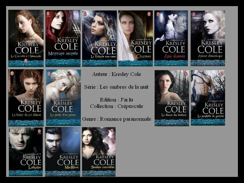 Kresley Cole - Les ombres de la nuit